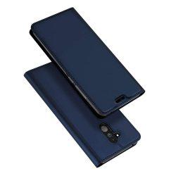 DUX DUCIS Skin Pro Flipes tok telefon tok Huawei Mate 20 Lite blue