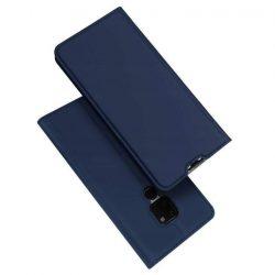 DUX DUCIS Skin Pro Flipes tok telefon tok Huawei Mate 20 kék