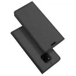 DUX DUCIS Skin Pro Flipes tok telefon tok Huawei Mate 20 Pro szürke
