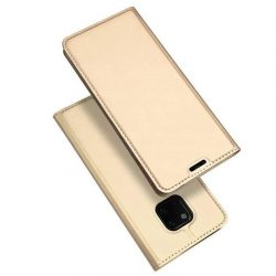 DUX DUCIS Skin Pro Flipes tok telefon tok Huawei Mate 20 Pro arany