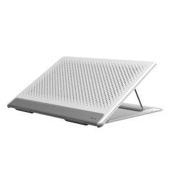 Baseus Mesh hordozható laptop állvány fehér (Sudd-2G)