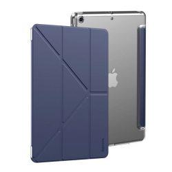 Baseus Jane Smart tok állvány és tok iPad 10,2 '' 2019 blue (LTAPIPD-G03) telefontok hátlap tok