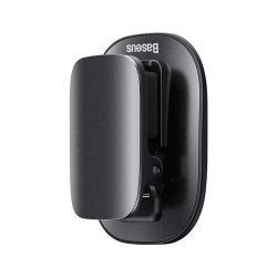 Baseus platina autó szemüveg klip illessze típusú fekete (ACYJN-A01)