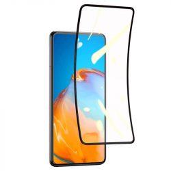 Baseus 2x teljes képernyős 3D-védő fólia 0,15 mm Huawei P40 fekete (SGHWP40-KR01) telefon védőfólia