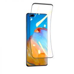 Baseus 2x teljes képernyős 3D-védő fólia 0,15 mm Huawei P40 Pro fekete (SGHWP40P-KR01) telefon védőfólia