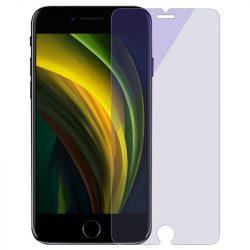 Baseus 2x Anti-bluelight 0,3 mm 9H edzett üveg tempered glass iPhone SE 2020 / iPhone 8 / iPhone 7 átlátszó (SGAPIPHSE-LB02) üvegfólia