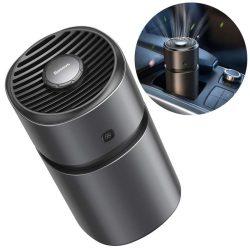 Breeze ventilátor légfrissítő a járművek számára (a Formaldehid tisztítása Function) + 2 patron fekete (SUXUN-AWF01)