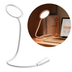 Baseus Comfort Reading töltése Egységes fény tömlő asztali lámpa fehér