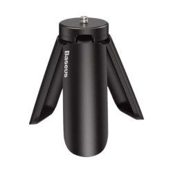 Baseus mini állvány stabilizátor telefon kamera gimbal szürke (SUYT-A0G)
