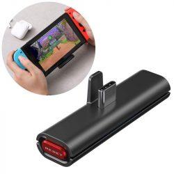 Baseus GAMO BA05 Type-c USB bluetooth adó Nintendo Switch fekete (NGBA05-01)
