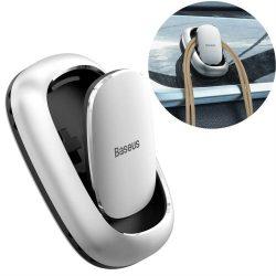 Baseus Beetle Jármű Hook Silver