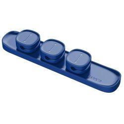 Baseus Borsó mágneses kábelrendező kábel kapocs kék