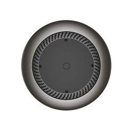 Baseus Forgószél vezeték nélküli töltő asztali Qi töltő beépített ventilátor (CCALL-XU01) fekete