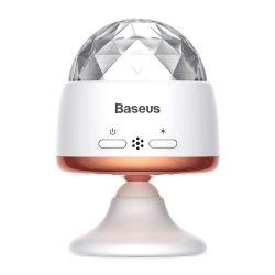 Baseus Car Crystal Magic Ball diszkó fény Fehér (ACMQD-02)