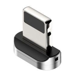 Baseus Cink dugó adapter mágneses USB kábel Lightning (CALXC - E)