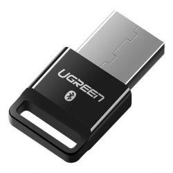 UGREEN USB Bluetooth 4.0 Adpater Fekete