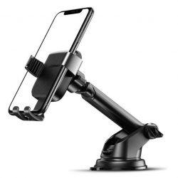 Ugreen Gravity Autós tartó Portál szélvédő Phone Bracket tartó fekete (60990)