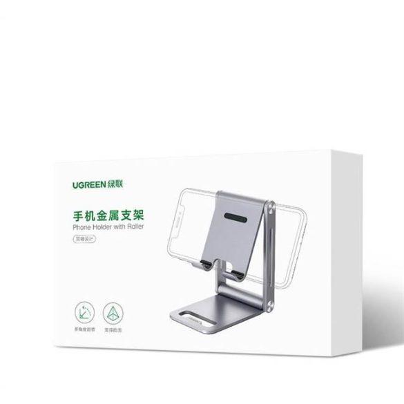 Ugreen LP263 Összecsukható Multi-Angle Telefon állvány szürke