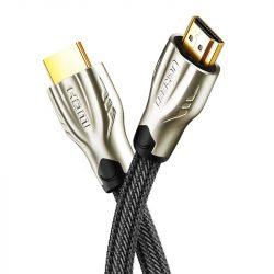 UGREEN HDMI-kábel fém csatlakozó nylon zsinór 3M