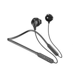 Dudao nyaklánc nélküli fülhallgató Bluetooth fekete (U5 Plus fekete)