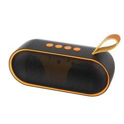 Dudao hordozható Bluetooth hangszóró narancs (Y9 narancssárga)