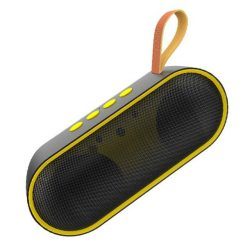 Dudao hordozható Bluetooth hangszóró sárga (Y9yellow)