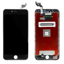 LCD + ÉRINTŐPANEL COMPLETE IPHONE 6S PLUS fekete [AUO IC] A1634 A1687