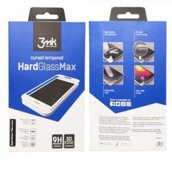 SAMSUNG G960 GALAXY S9 - 3MK kemény üvegből MAX 3D Fekete