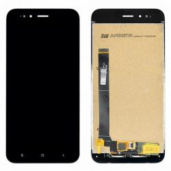 LCD + Érintőpanel teljes Xiaomi MI A1 / MI 5X Fekete