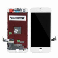 LCD + Érintőpanel teljes IPHONE 7 FEHÉR [AUO ÚJ] A1660 A1778