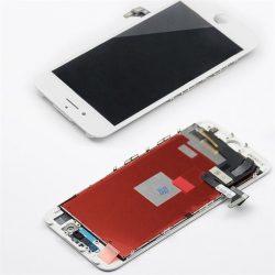 LCD + Érintőpanel teljes IPHONE 7 FEHÉR [TIANMA] A1660 A1778