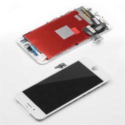 LCD + Érintőpanel teljes IPHONE 8 FEHÉR [TIANMA] A1863 A1905