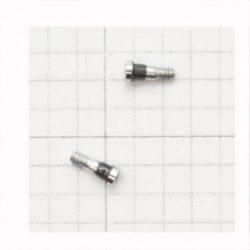 Csavarok Akumulátor Fedél Iphone 7 Plus-Kit 2db Silver
