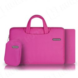 """Notebook táska 13,3"""" - os töltő tok és egérpad Cartinoe Ambilight sorozat Pink"""