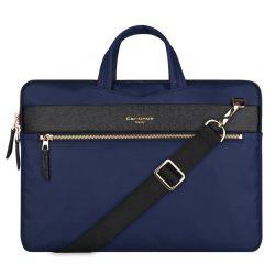 """Elegáns laptop táska 13,3"""" - os Cartinoe London stílus széria Blue"""