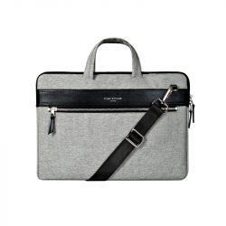 """Elegáns laptop táska 13,3"""" - os Cartinoe London stílus sorozat szürke"""