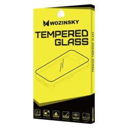 WOZINSKY edzett üveg 9H PRO + képernyővédő fólia Huawei P8 Lite kijelzőfólia üvegfólia tempered glass