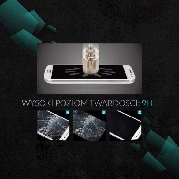 WOZINSKY edzett üveg 9H PRO + képernyővédő fólia iPhone 5S SE 5 kijelzőfólia üvegfólia tempered glass
