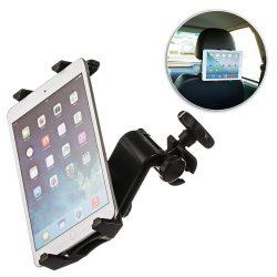 Autó Tablet tartó szerelvény, fejtámasz Arm Universal tok telefon tok hátlap