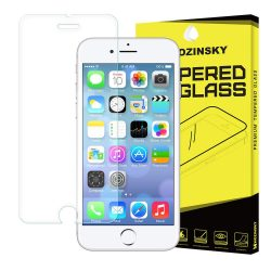 WOZINSKY edzett üveg 9H PRO + képernyővédő fólia iPhone 8/7 / 6S / 6 kijelzőfólia üvegfólia tempered glass