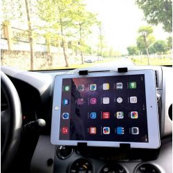 """Univerzális Autós szélvédő Phone Mount Holder for tablet 7-10"""" fekete"""