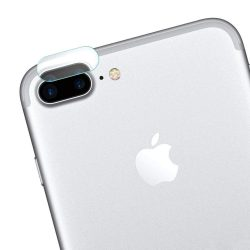 Vissza Camera Lens edzett üveg 9H iPhone 8 Plus / 7 Plus 3db szett kijelzőfólia üvegfólia tempered glass