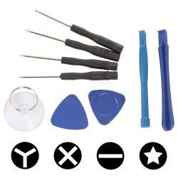 Csavarhúzó készlet Repair Tool Kit for iPhone 7 Plus / 7 - 9 db 0.6Y