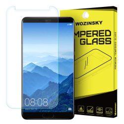 Wozinsky edzett üveg 9H képernyővédő fólia Huawei Mate 10 Lite kijelzőfólia üvegfólia tempered glass