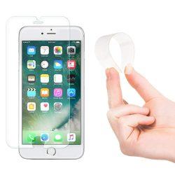 Wozinsky Nano Flexi Glass hibrid kijelzőfólia képernyőfólia edzett üveg iPhone 8 Plus / 7 Plus kijelzőfólia üvegfólia tempered glass