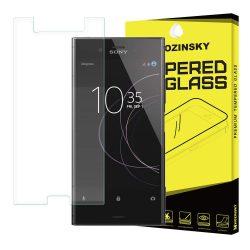 Wozinsky edzett üveg 9H képernyővédő fólia Sony Xperia XZ1 kijelzőfólia üvegfólia tempered glass