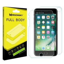 Wozinsky Full Body önjavító 360 ° teljes képernyős (full screen) kijelzőfólia képernyőfólia Film iPhone 8 kijelzőfólia