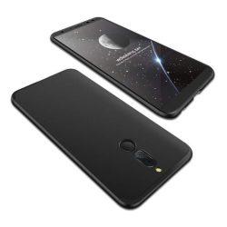 GKK 360 Protection telefon tok hátlap tok elöl és hátul teljes test tok telefon tok Huawei Mate 10 Lite fekete