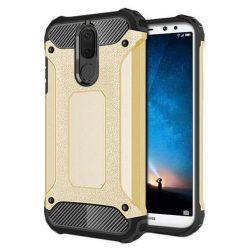 Hibrid Armor telefon tok telefontok (hátlap) tok Ütésálló Robusztus Cover Huawei Mate 10 Lite arany