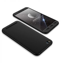 GKK 360 Protection telefon tok telefontok Első és hátsó az egész testet fedő Xiaomi redmi 5A fekete